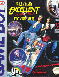 Обложка Bill & Ted's Excellent Game Boy Adventure
