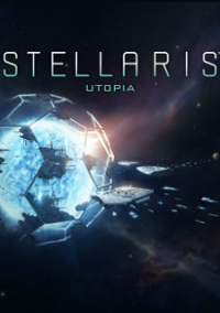 Обложка Stellaris: Utopia