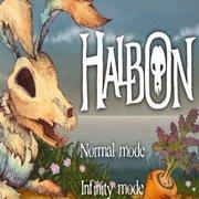 Обложка Halbon