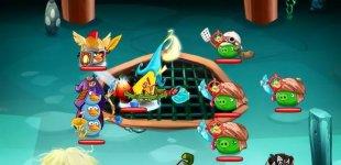 Angry Birds Epic. Видео #1