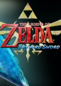 Обложка The Legend of Zelda: Skyward Sword