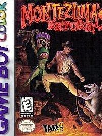 Обложка Montezuma's Return