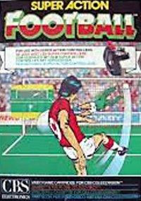 Обложка Super Action Soccer