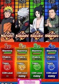 Обложка Naruto Shippuden: Shinobi Rumble