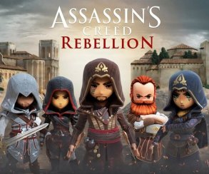 Нужно больше ассасинов: анонсирована Assassin's Creed: Rebellion