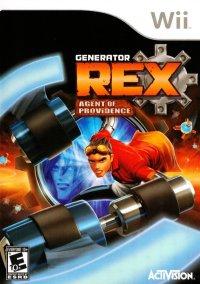 Обложка Generator Rex: Agent of Providence