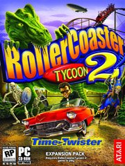 Обложка RollerCoaster Tycoon 2: Time Twister