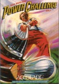 Обложка Jack Nicklaus' Power Challenge Golf