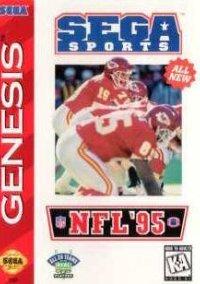 NFL '95 – фото обложки игры