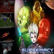 Обложка Supremacy: Four Paths to Power