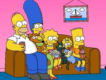 «Симпсоны» предсказали все игры для Switch
