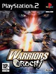Обложка Warriors Orochi