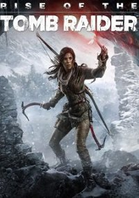 Rise of the Tomb Raider – фото обложки игры