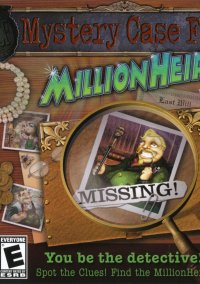 Обложка Mystery Case Files: MillionHeir