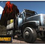 Скриншот Hill Climb Truck Racing – Изображение 1