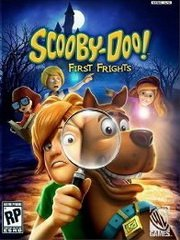 Обложка Scooby-Doo! First Frights