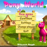 Скриншот Pony World