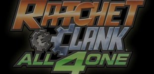 Ratchet and Clank: All 4 One. Видео #1