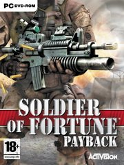 Обложка Soldier of Fortune: Payback