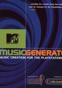 Обложка MTV Music Generator