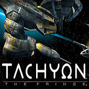Обложка Tachyon: The Fringe