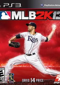 Обложка MLB 2K13