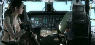 Metal Gear Solid 5: The Phantom Pain. Демонстрация геймплея с E3 2015