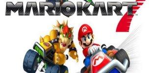 Mario Kart 7. Видео #1