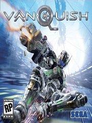 Обложка Vanquish (2010)