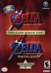 Обложка The Legend of Zelda Ocarina of time Master Quest
