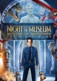 Обложка Night at the Museum: Battle of the Smithsonian