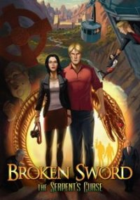 Обложка Broken Sword: The Serpent's Curse