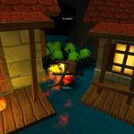 Скриншот Mr Pumpkins Halloween Showdown – Изображение 1