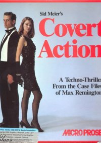 Обложка Sid Meier's Covert Action