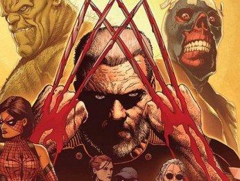 Старик Логан сразится с Халком будущего и его бандой