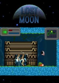 Обложка Lost Moon