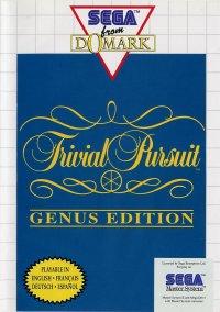 Обложка Trivial Pursuit - Genus Edition