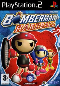 Обложка Bomberman Hardball