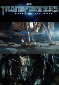 Обложка Transformers: Dark of the Moon