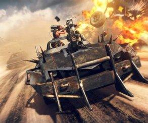 30 лучших игр 2015 года: Mad Max
