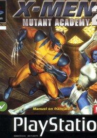 Обложка X-Men: Mutant Academy 2