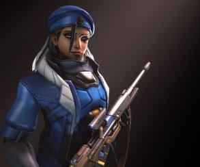 Косплей дня: прекрасная капитан Ана Амари из Overwatch