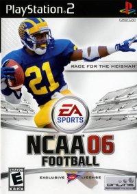 Обложка NCAA Football 06