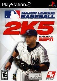 Обложка Major League Baseball 2K5