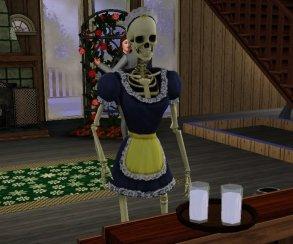 «Канобу» построил бункер смерти в праздничной трансляции The Sims 4