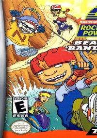 Обложка Rocket Power: Beach Bandits