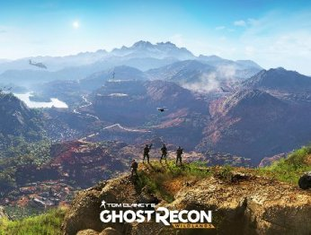 12 часов с Tom Clancy's Ghost Recon: Wildlands
