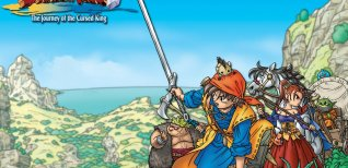 Dragon Quest VIII: The Journey of the Cursed King. Видео #1