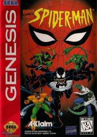 Обложка Spider-Man: The Animated Series