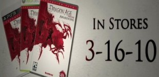 Dragon Age: Origins - Awakening. Видео #3
